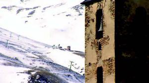 Llessui es uno de los municipios leridanos que aparecerá en el reportaje (foto: TVC)