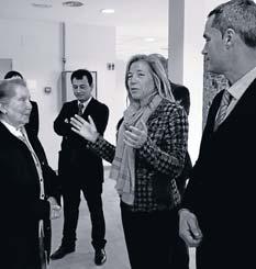 La vicepresidenta del Govern, Joana Ortega, va demanar ahir la destitució de la delegada (foto: ACN)