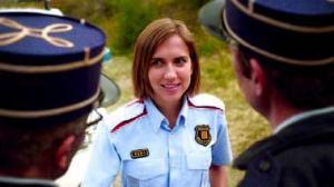 La actriz catalana Aina Clotet es la protagonista de la serie (foto: TVC)