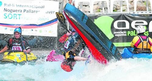 El Campionat d'Espanya d'estil lliure va acabar ahir amb la victòria per equips de l'AE Pallars (foto: Ajuntament de Sort)