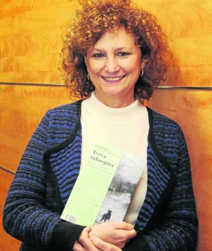 L'escriptora de Sort publica la seua primera novel·la d'acció (foto: Lleonard Delshams)