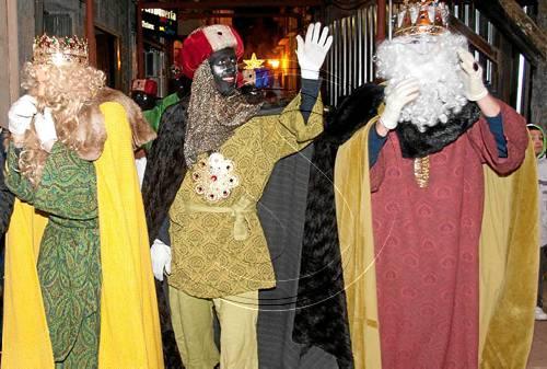 Imatge d'arxiu de la cavalcada de Reis de Sort (foto: ACN)
